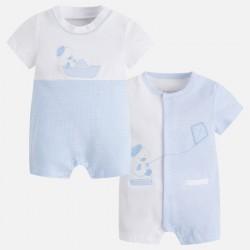 Set dos pijamas cortos 1724 Mayoral