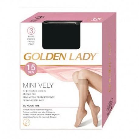 Mini media pack/3 Golden Lady
