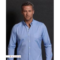 Camisa hombre Oxford Dario Beltran